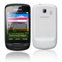 Sell Samsung S3850 Corby II - Recycle Samsung S3850 Corby II